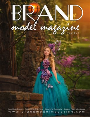 Brand Model Magazine  Issue # 71