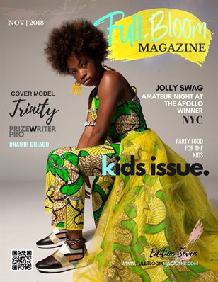 Kids Edition 7 Full Bloom Magazine