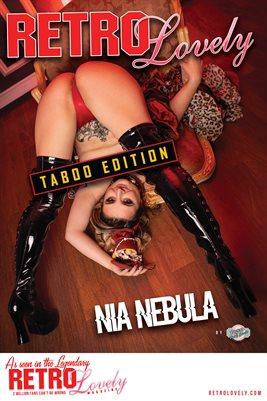 Nia Nebula Cover Poster