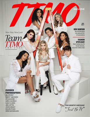 Texas Teen Models Official Magazine - January 2021 - Vol. 4 Issue 1