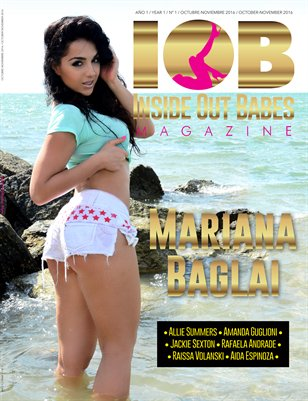 IOB (Inside Out Babes Magazine)