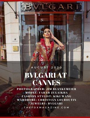 BVLGARI At Cannes
