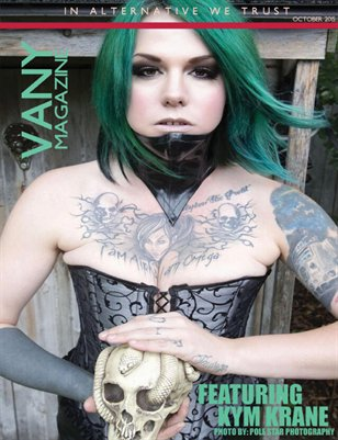 Vany Magazine Green Edition