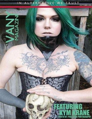 Vany Magazine Green Edition