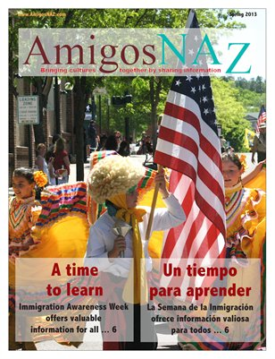 AmigosNAZ Spring 2013