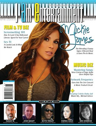 I Am Entertainment MAR/APR '13 Issue 21