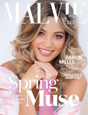 MALVIE Magazine The Artist Edition Vol 212 May 2021