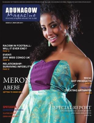 MAY/JUN 2011 Issue