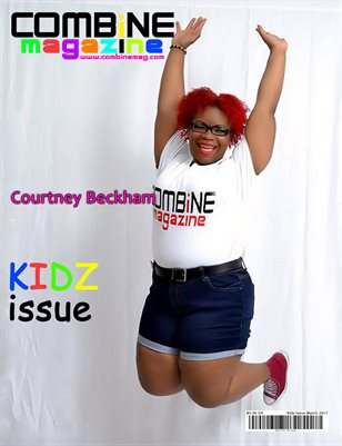 COMBiNE Magazine March 2017 Kidz Issue