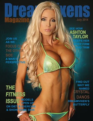 DreamVixens Fitness Issue
