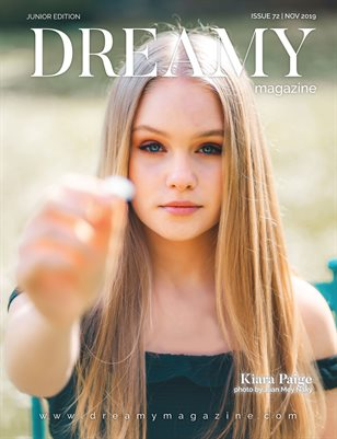 DREAMY Magazine | Issue 72