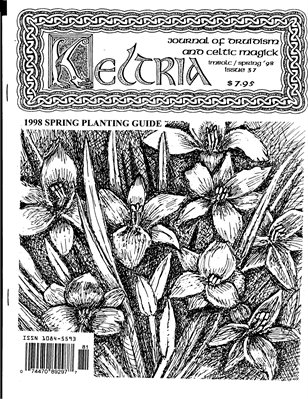 Keltria Journal - Issue 37