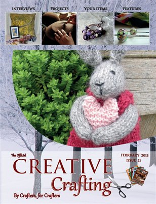 Creative Crafting February 2013 (Issue 21)