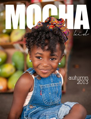 Mocha Kid Magazine Issue Two