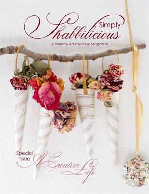 Simply Shabbilicious Magazine - A Creative Life