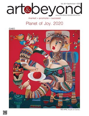 Art & Beyond Planet of Joy Spacial Issue 2020