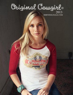 2013 Original Cowgirl Clothing Co. Catalog