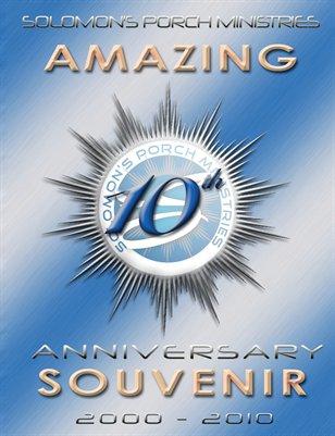 anniversary souvenir 2000-2010
