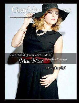 Dressed in Black (Mae)