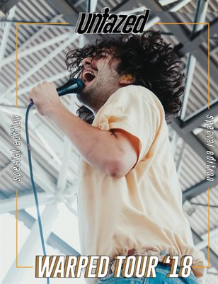 Unfazed Mag: Warped Tour Special Edition