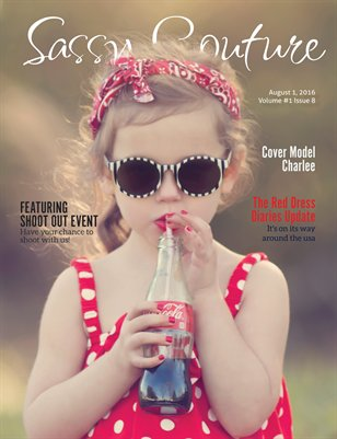 Sassy Couture Volume #1 issue Eight