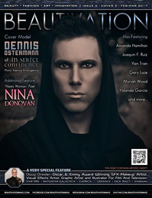 Beautivation Magazine #6 (Cover 2)