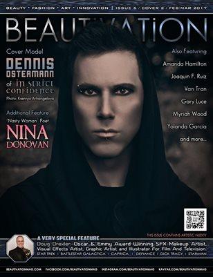 Beautivation Magazine #6 (Cover 2)