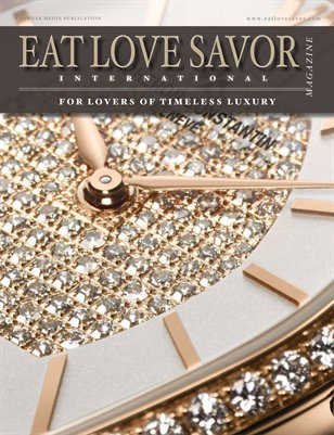 Eat Love Savor TIME ISSUE