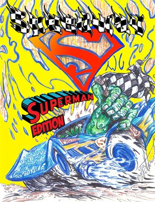 Speedway Magazine    Superman Edition 1