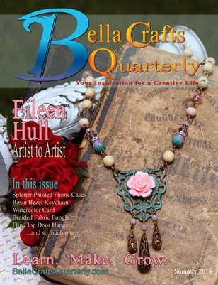 Bella Crafts Quarterly Summer 2015