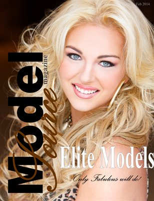 Model Source Magazine Elite Only Special Issue Feb 2014