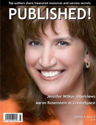 PUBLISHED! featuring Jennifer Wilkov and Aaron Rosenstein