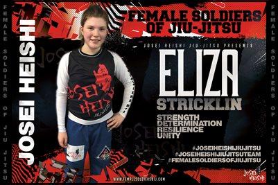 Eliza Stricklin Josei Heishi Poster