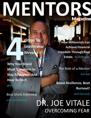 Mentors Magazine Issue 1