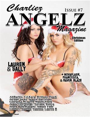 CA Issue #7 - Christmas - Sally & Lauren