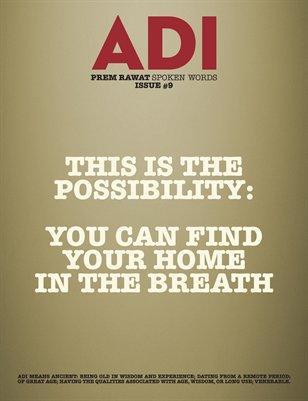 ADI Magazine #9