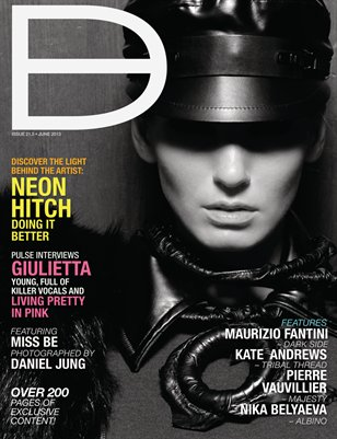 Dark Beauty Magazine ISSUE 21.5 - International Fashion