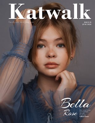 Katwalk Fashion Magazine, Issue 19 June 2020