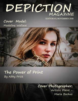 Depiction Magazine Issue 3 - Open Themed