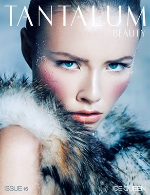 "Tantalum Magazine Issue 15 ""Beauty Edition"" // November 2012"