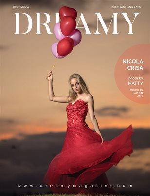 DREAMY Magazine | Issue 106