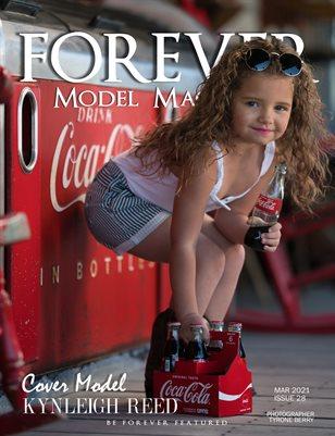 FOREVER Model Magazine Issue 28
