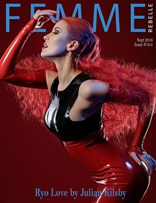 Femme Rebelle Magazine September 2016 - ISSUE 19.2