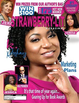 Strawberry-Lit Magazine: Volume 5 Issue 2