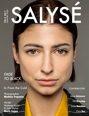 SALYSÉ Magazine | Vol 6 No 7 | JANUARY 2020 |