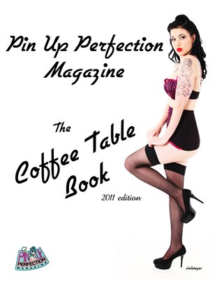 2011 Coffee Table Book
