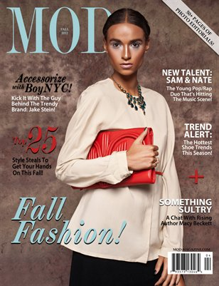 MOD MAGAZINE: Volume 1; Issue 4; Fall 2012