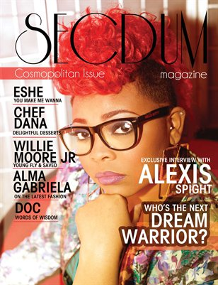Secdum Magazine-Cosmopolitan Issue