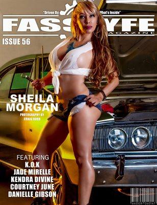 FASS LYFE MAGAZINE ISSUE 56 FT. STELLA