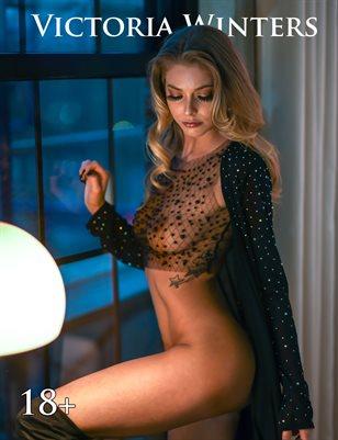 Victoria Winters - Boudoir Babe | Bad Girls Club Magazine